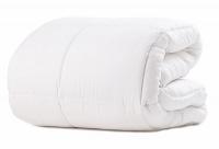 Super Soft Light Weight Poly-Fiber Duvet Inner White Photo