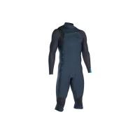 iON Wetsuit - Strike Amp Overknee LS FZ 4/3 2020 - Dark Blue/Black Photo