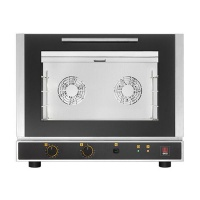 EKA Commercial Convection Oven with Humidification - 40x60cm Tray Photo