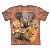 Kool Africa - Big 5 - T-Shirt with plantable seed swing Photo
