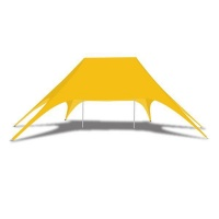 Non Waterproof Galaxy Star Tent - 6x10m Photo
