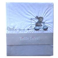 Snowflake Duvet Set Baby Cot Rabbit Embroidered Photo