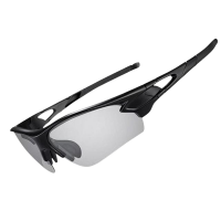 Rockbros Polarized Photochromic Cycling Glasses Photo