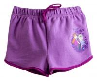 Frozen Jogger shorts: Purple Photo