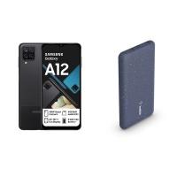 Samsung Galaxy A12 64GB - Blue Belkin 10000mAh Powerbank Bundle Cellphone Photo