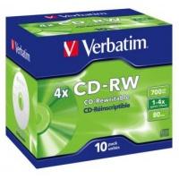 Verbatim CD-RW 4x Photo