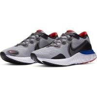 Nike Men's Renew Run Running Shoes - Grey/Black Photo