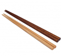 Bamboo Chopsticks in Bulk - Pack of 100 Photo