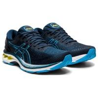 ASICS Men's Gel-Kayano 27 Running Shoes - French Blue Photo