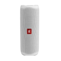 JBL Flip 5 Waterproof Portable Bluetooth Speaker White Photo