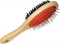 Grovida Pet Brush Comb - Double Sided Photo