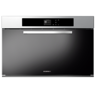 Rosieres 90cm Sublime Oven - 105L Full Touch Display – Transparent glass Photo