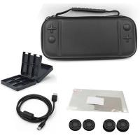 "IPLAY 10"" 1 Super Kit Nintendo Switch Lite - Black Photo"