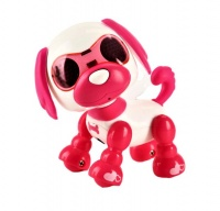 Interactive Robot Puppy Dog - Dark Pink/Red Photo