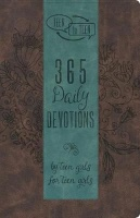 Teen to Teen: 365 Daily Devotions by Teen Girls for Teen Girls Photo