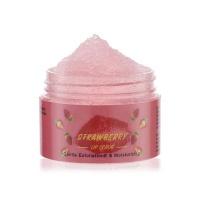 Night Sleeping Maintenance Exfoliating Lip Scrub - Strawberry Photo