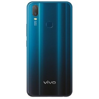 Vivo Y11 32GB DS Mineral Blue Water Bottle Cellphone Cellphone Photo