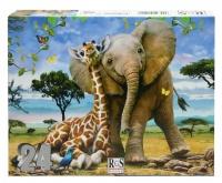 RGS Group Best Pals 24 piece jigsaw puzzle Photo