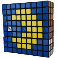 Rubiks Cube Artwork | Pacman Collection - Pacman Photo