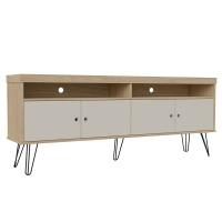 Click Furniture Tv Unit Liberty Oak-Off White Photo