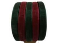 BEAD COOL - Organza Ribbon - 10mm width - X'mas Decor - 200meters Photo