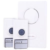 Securitymate Wireless Door Chime With 2 Transmitters Photo