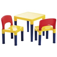 Greenbean Childrens Furniture: Table & 2 Chairs Set Photo