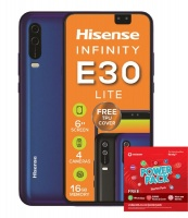 Hisense Infinity E30Lite 16GB Single - Blue Vodacaom Power Cellphone Cellphone Photo