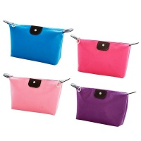 4 Pieces Cosmetic Bags Toiletry Bags Travel Makeup Pouch Photo