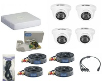 Hikvision 4CH 1MP Standard DIY Kit Photo