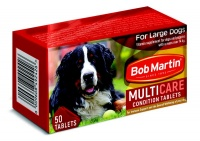 Bob Martin - Conditioning Tablets - Large Dogs - 50's Photo