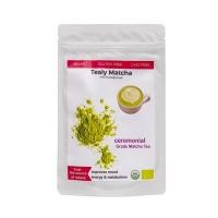 Tealy Matcha 100% Organic Japanese Matcha Green Tea Powder 100g Photo