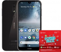 Nokia 4.2 32GB Single - Black Power Cellphone Cellphone Photo