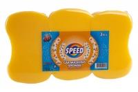 Car Wash Sponge Speed 3 Pack Photo
