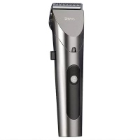 Rechargeable Electric Hair Clippers Trimmer with Waterproof LED Display Photo