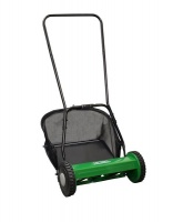Tandem Townhouse Push Mower With Grassbox - 40cm Photo