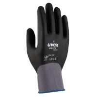 Uvex Unilite Black Safety Gloves - Black Photo
