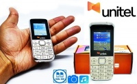 Unitel Feature Gold Cellphone Photo
