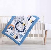 Fashionation Baby Lion Camp Cot Comforter Set Photo