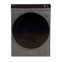 Toshiba 8/8kg Washer Dryer Inverter Washing Machine - 1400rpm-Silver Photo