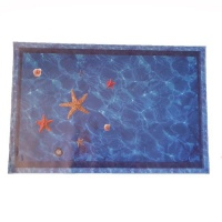 4aKid 3D Wall or Floor Stickers - Sea Stars Photo