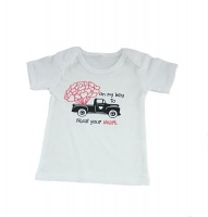 Valentine Boys T shirt -truck Photo