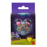 Polly Pocket Tiny Games Water-filled Game - Purple Photo