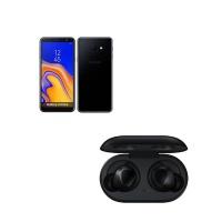 Samsung Galaxy J4 Core 16GB Single - Black Galaxy Buds Black Cellphone Photo