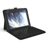 """Zagg Messenger Folio Keyboard Case For iPad 10.2"""" Black Photo"""