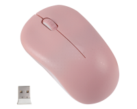 Meetion Pink Wireless Mouse Photo