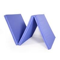 ThinkCosy 3 Division Fold Up Mattress Royal Blue 6.5cm Photo