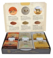 Wild and Ancient Rooibos Tea gift box Photo