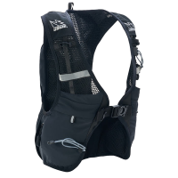 USWE Pace Pro 6L Small Black Hydration Running Vest Hydration Compatible Photo