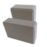 Justsports Foam Yoga Blocks - Set of 2 - Grey Photo